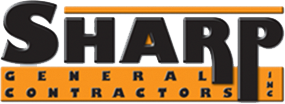 Sharp General Contractors logo